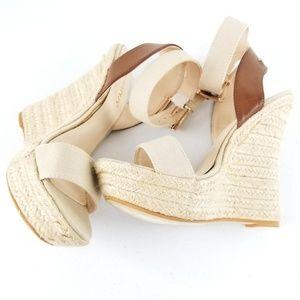 Liliana Wedge Sandals